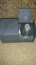 David Yurman Steel Thoroughbred Steel White Diamond Chronograph Watch T307-CST