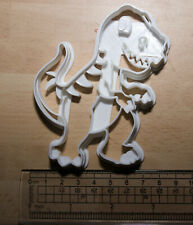 Trex dinosaur Cookie Cutter 3d printed
