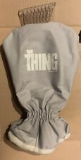 THE THING ICE SCRAPER GLOVE NEW +Extra Flashlight (used)