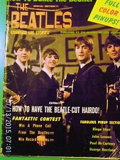 "Beatles Memorabilia:  ""The Beatles...Special Edition"" Complete Life Stories,"