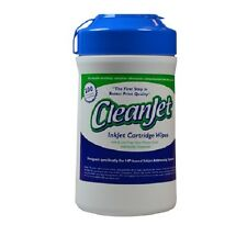 CleanJet Inkjet Cartridge Wipes 100 wipes per container
