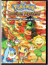 DVD Pokémon : explorateurs du temps et de l'ombre | Anime | Lemaus