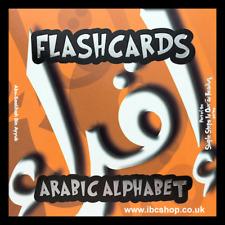 Arabic Alphabet Flash cards ( Letters ) - Islamic Children's Cards alif baa taa
