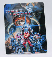 Transformers The Movie - Glossy Bluray Steelbook Magnet Cover (NOT LENTICULAR)