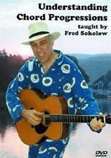 Fred Sokolow Understanding Guitar Chord Progressions DVD NEW!