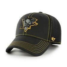 NHL Pittsburgh Penguins Cap Basecap 47Brand Baseballcap Stronaut stretch