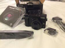 Panasonic LUMIX GX85 Digital Camera w/12-32mm Lens - Excellent