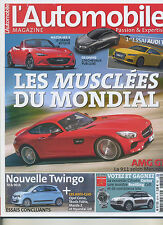 L'AUTOMOBILE MAGAZINE n°821 10/2014