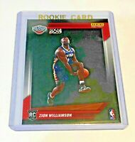 Zion Williamson Rookie Card Panini Instant 2019/20  RC SP mint from pack