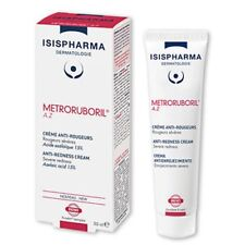 ISIS Pharma Metroruboril  Anti-Redness & Rosaceea Cream Hydrates and soothes