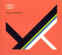 OMD CD History Of Modern - Digipak  - France (M/M)