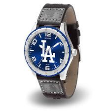 Los Angeles Dodgers Men's Sports Watch - Gambit [NEW] MLB Jewelry Wrist Band LA