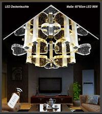 lámpara LED de techo 1666-60 60 cm 96 V con control remoto Color claro ajustable