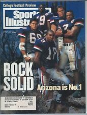 Sports Illustrated August 29 1994 Issue Arizona