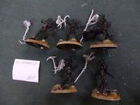 Wood / Dark / High Elves Aelf Age of Sigmar Warhammer Fantasy Various units A19