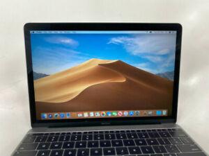 Apple MacBook A1534 1.1Ghz 256GB SSD 8GB RAM Early 2015 Excellent Cond DE01-01
