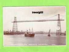 Transporter Bridge Newport unused RP pc WWC Ref B431