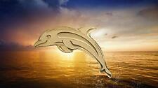 1$ Palau - Goldener Delphin Au