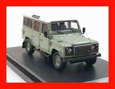 JAN 2020 Land Rover Defender 110 4x4 Jeep 1:64 light green