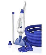 Kit pulizia e mantenimento piscine gre Little-Vac con diversi accessori