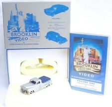 Brooklin Models 1:43 PONTIAC PICK-UP THE BROOKLIN VIDEO Limited Ed. BRK 31x MIB!