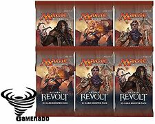 Magic the Gathering Aether Revolt 6 x Factory sealed Booster Packs