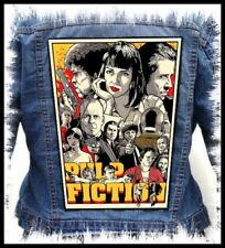 PULP FICTION - Retro --- Giant Backpatch Back Patch