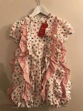 Oilily Girls Dress 6 Years 116cm Brand New