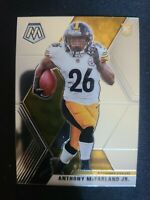 G82 2020 Mosaic Football Anthony McFarland Jr. Rookie Base #237 Steelers RC