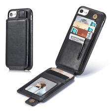 Pour Apple iPhone 7 Housse Etui Portefeuille Vertical Simili cuir