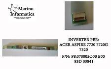 INVERTER ACER ASPIRE 7720 7720G 7520 P/N: PK070005O00 B00 83D 03841