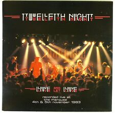 "12"" LP - Twelfth Night - Live And Let Live - A3847 - washed & cleaned"