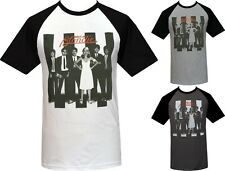 Blondie Mens PUNK Raglan T-Shirt Parallel Lines Debbie Harry New Wave American