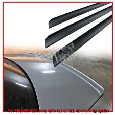 painted 11 16 For VOLKSWAGEN Jetta MK6 GLI SE SEL Sedan trunk lip spoiler 0V0V