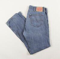 Vintage LEVI'S 511 Blue Slim Fit Men's Jeans 36W 33L 36/33 /J4030
