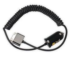 High Power KFZ und LKW 12V ~ 24V iPhone & iPad Lader mit Spiralkabel (2,1A)