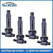 4 x Ignition Coils for Hyundai i30 i30CW Cee'd SW 4 Cylinder 1.6L G4FC Engine