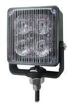 Axixtech/vuelta SQ4 4 LED Emergencia Recuperación ámbar intermitente LED luz estroboscópica cabeza
