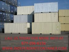 New 20' Shipping Container  Cargo Container  Storage Container in Memphis, TN