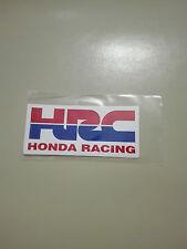 Aufkleber 2er Set Sticker Honda Racing Motorradsport Auto-Tuning Motorcross