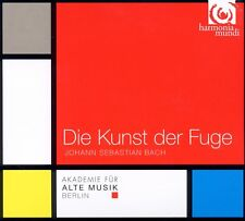 Akademie für Alte Musik Berlin - Bach: Die Kunst der Fuge