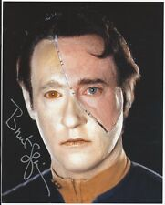 Brent Spiner - Star Trek First Contact signed photo