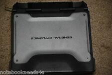 ITRONIX VR2 Toughbook Core 2 Duo 500gb 3gb DVDRW General Dynamics Rugged Win 7