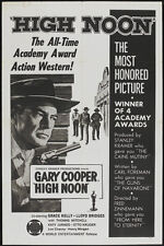 High Noon Gary Cooper Grace Kelly cult movie poster print 4