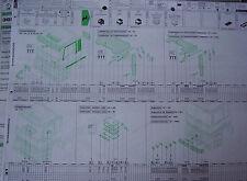 MERCEDES-BENZ ATEO HEAVY  Original Audatex Reparaturbogen