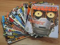 Lot of Fifteen Numbered Star Wars Insider Collectible Magazines **READ**