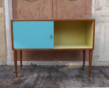 Piccolo mobile credenza, Carlo Mollino Design, Torino, fronte bicolore
