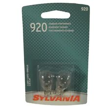 Sylvania 920 Standard Replacement Trunk Bulb - 2 Pack