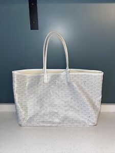 Goyard St Louis Tote Bag With Pouch