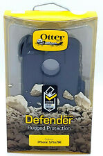 """New Rugged Case by Otterbox Defender for 4.0"""" iPhone SE / 5s / 5 Black (1st Gen)"""